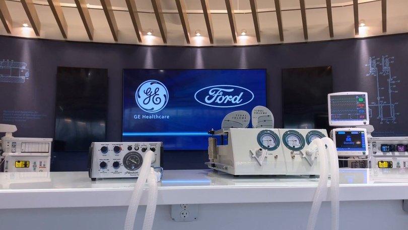 Ford 50 bin solunum cihazı üretecek - haberler