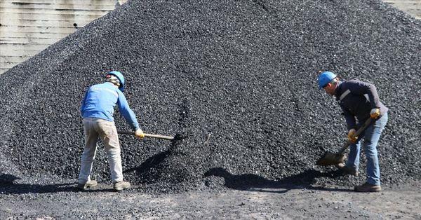 5 yılda yaklaşık 6,9 milyon ton kömür çıkarıldı