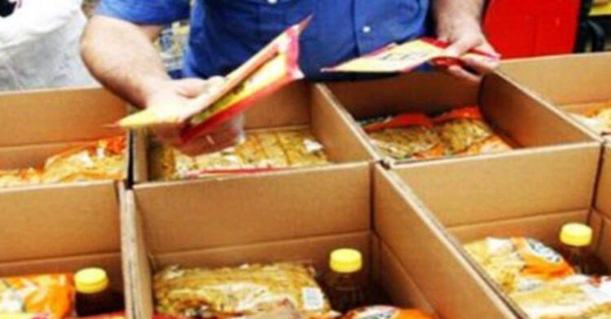 Gıda Yardımı başvurusu nasıl yapılır?