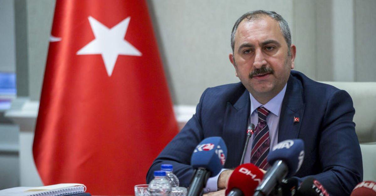 Adalet Bakanı'ndan infaz düzenlemesi açıklaması!