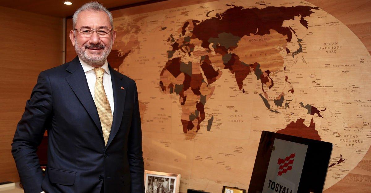 Tosyalı Holding'den 5 milyon TL bağış
