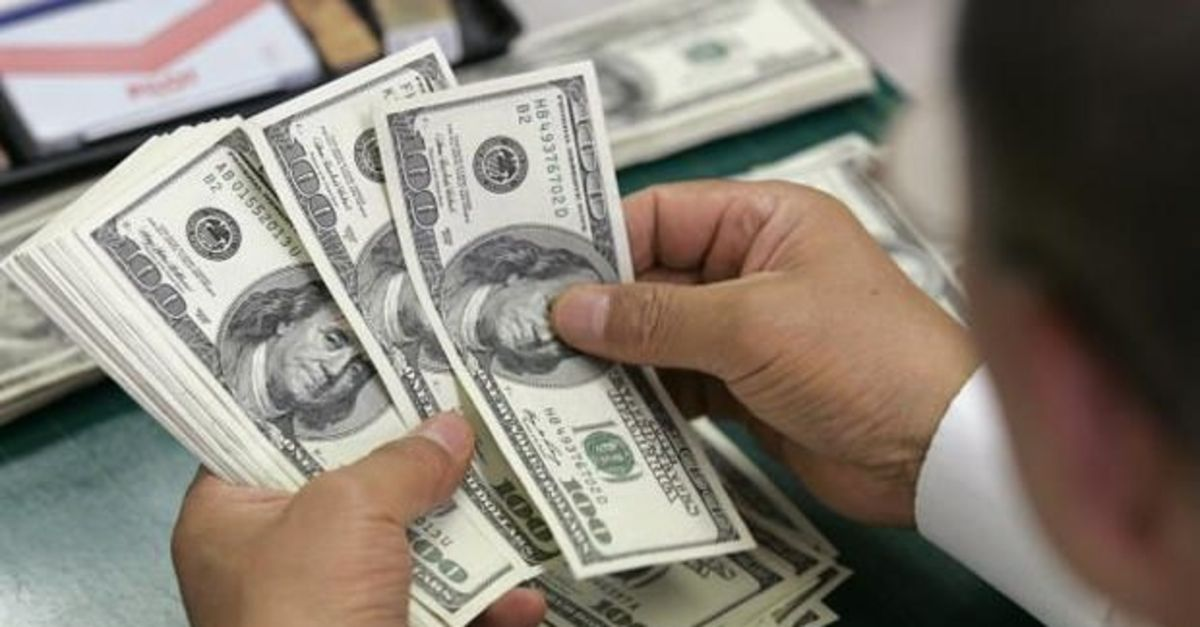 Hazine garantili dış borç stoku 14,3 milyar dolar oldu