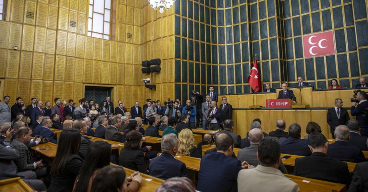MHP'li vekillerden kampanyaya destek