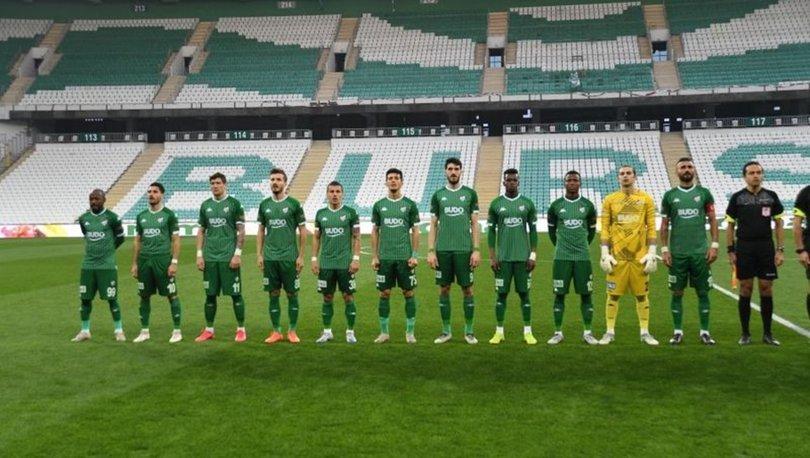 Bursaspor'da 7 oyuncu görüşme odasına