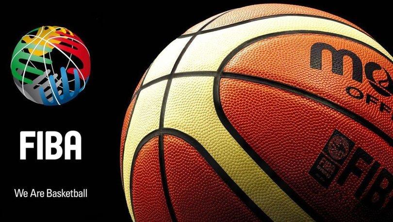 Son dakika haberi FIBA açıkladı: 8'li final yapılacak
