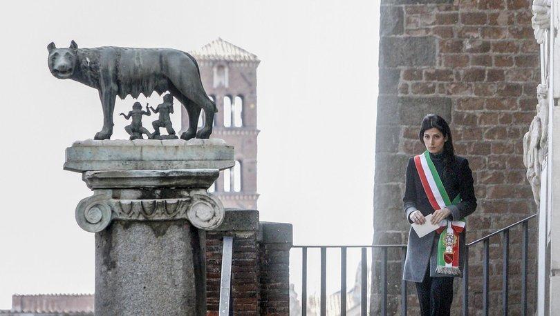 İtalya'da koronavirüs kurbanları için bayraklar yarıya indi - Haberler