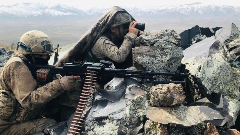 Ağrı'da karakola saldırmak isteyen terörist öldürüldü