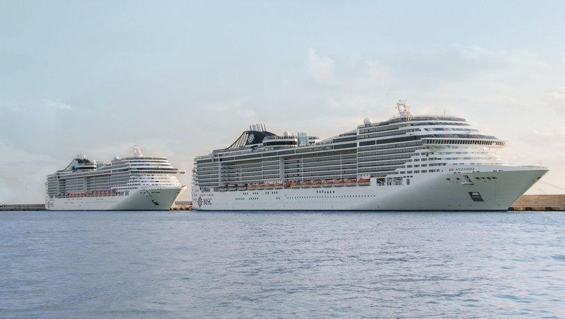 MSC Cruises seferleri 29 Mayıs'a kadar durdurdu - haberler