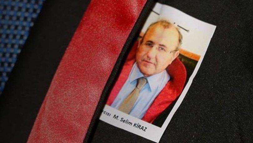 TBMM Başkanı Mustafa Şentop, şehit savcı Kiraz'ı andı