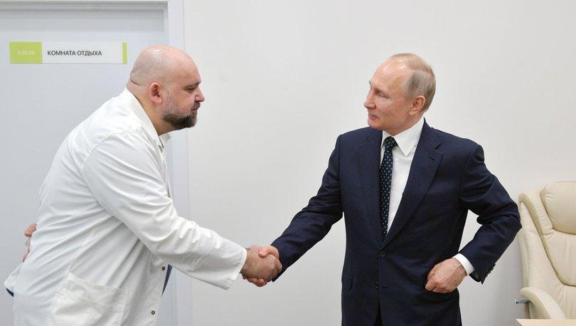 Putin'in görüştüğü doktorda koronavirüs tespit edildi! - Haberler