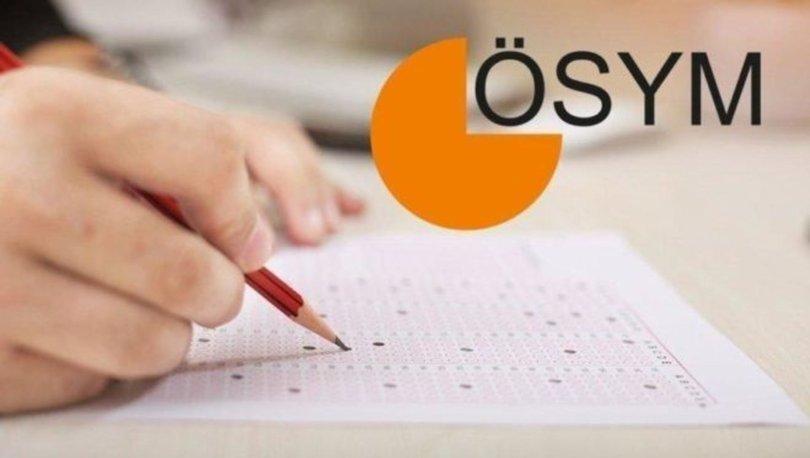 2020 ÖSYM sınav takvimi (Güncel): YKS, KPSS, DGS, ALES, YDS sınavları ne zaman? İşte ÖSYM sınav tarihleri
