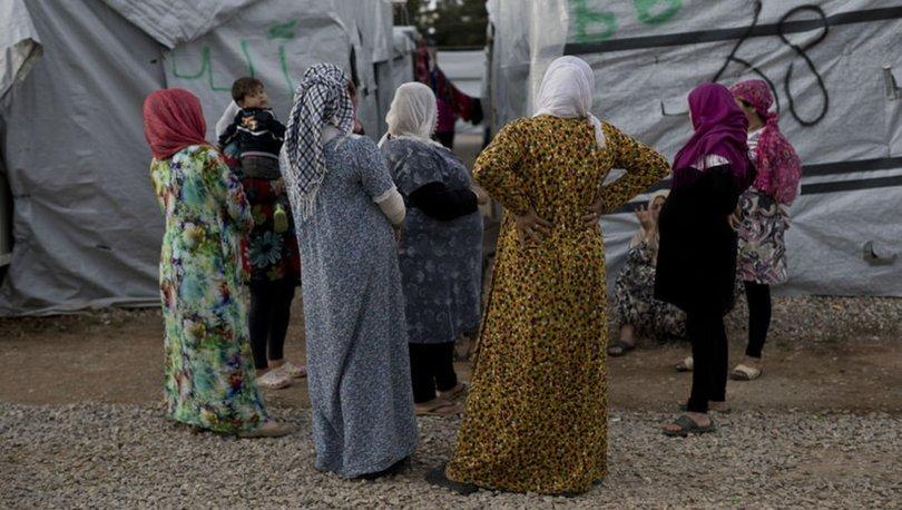 Yunanistan'daki sığınmacılar arasında ilk koronavirüs vakası