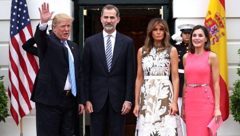 Trump, İspanya'da koronavirüs sebebiyle hayatını kaybedenlere başsağlığı dileğinde bulundu - Haberler