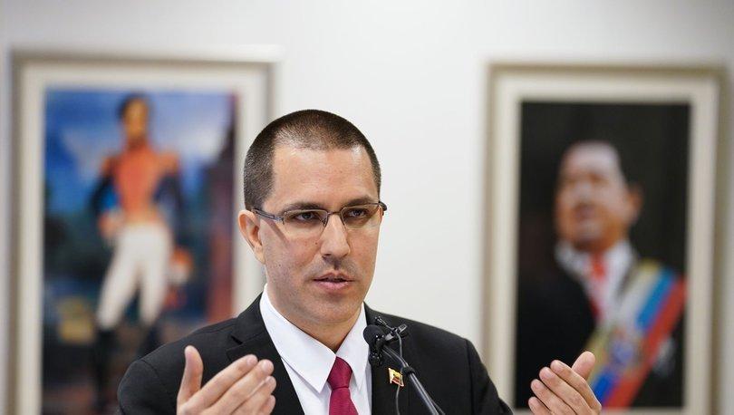 Venezuela'dan ABD'nin