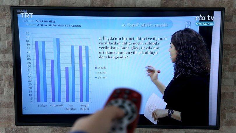 EBA TV canlı yayın