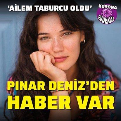 Pınar Deniz'den haber var!