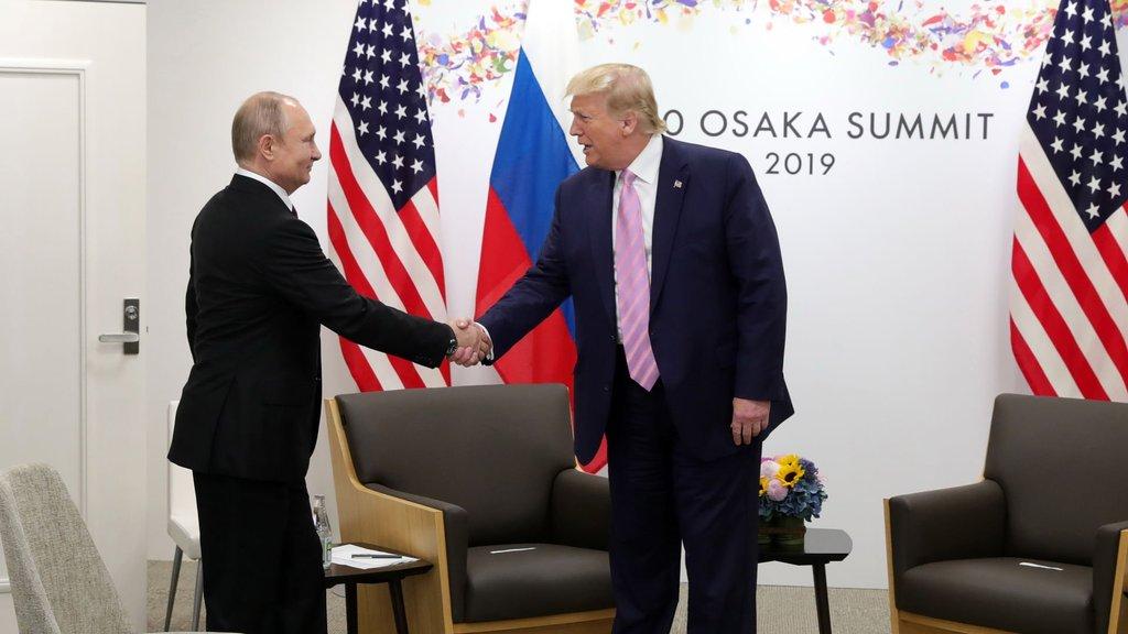 Trump ve Putin petrolü uçurdu