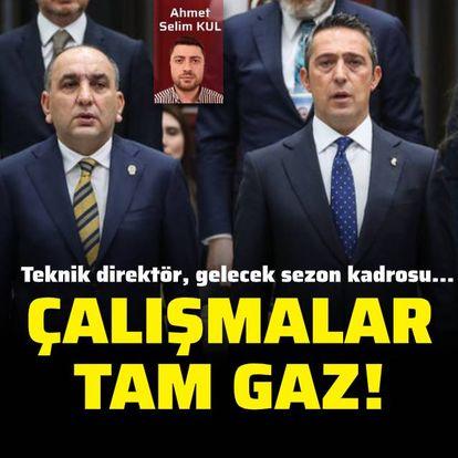 Fenerbahçe'de dur durak yok