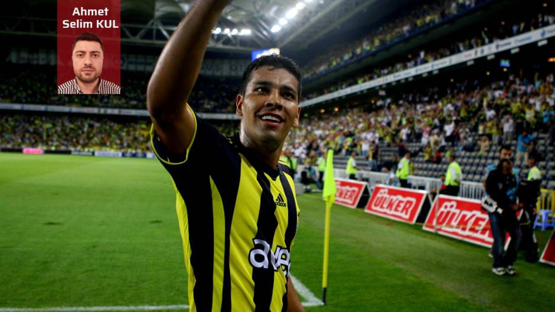 Andre Santos, Habertürk'e konuştu: Fenerbahçe'ye dönmemi Wenger engelledi - HABERLER