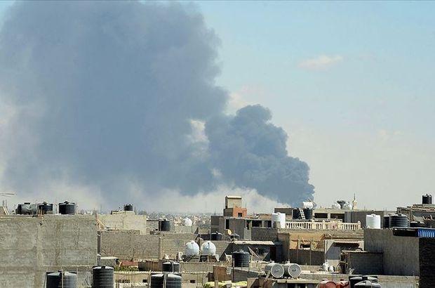 Sirte'de 20 Hafter milisi öldürüldü