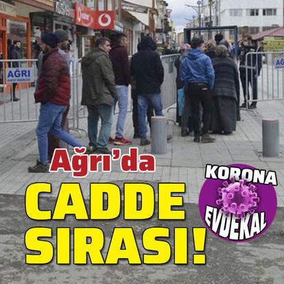 Burası: Ağrı... Caddeye girme sırası!