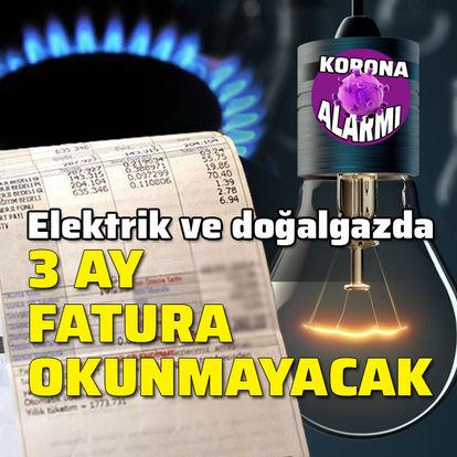 """Elektrik ve gaz faturalarında """"kıyasen"""" düzenleme"""