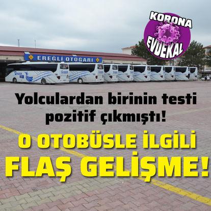 O otobüsle ilgili flaş gelişme!