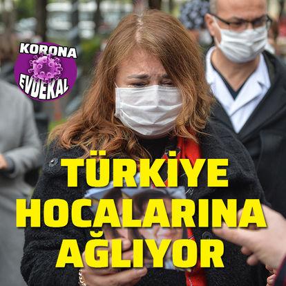 Türkiye hocalarına ağlıyor!
