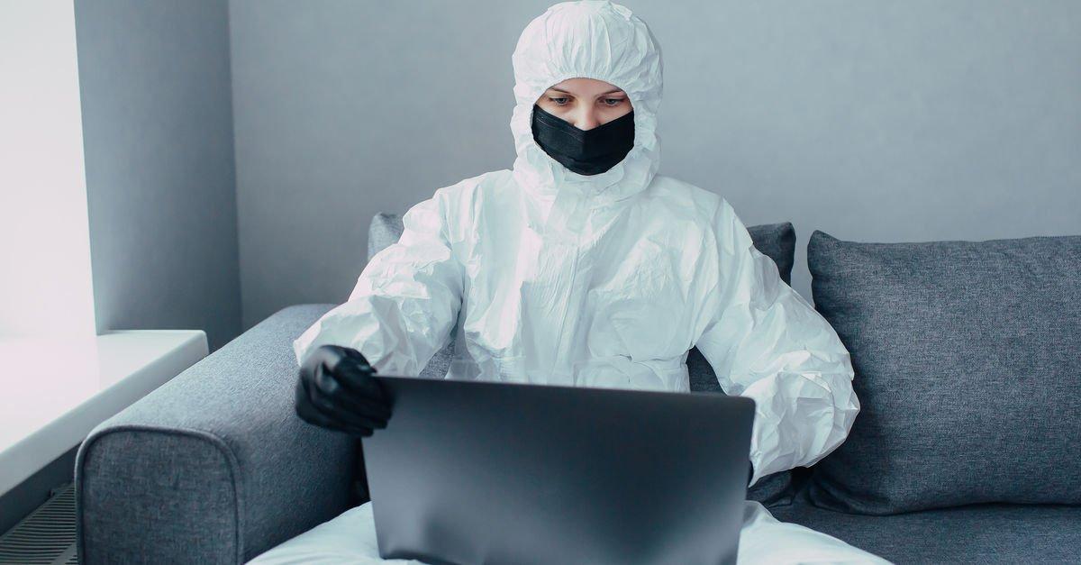 'Koronavirüs' internet sitelerine dikkat