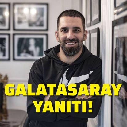 Arda'dan Galatasaray yanıtı!