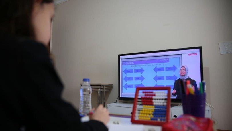 EBA ders programı yayımlandı mı? TRT EBA TV ilkokul, ortaokul, lise haftalık ders programı