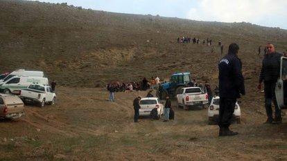 Ankara'da arazi kavgası