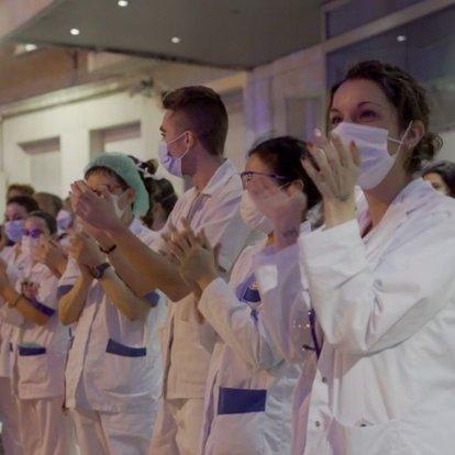 Allianz, sağlıkçıya nefes oluyor