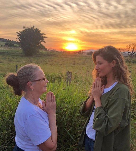 Gisele Bündchen: Bir araya geldiğimizde daha güçlüyüz - Magazin haberleri