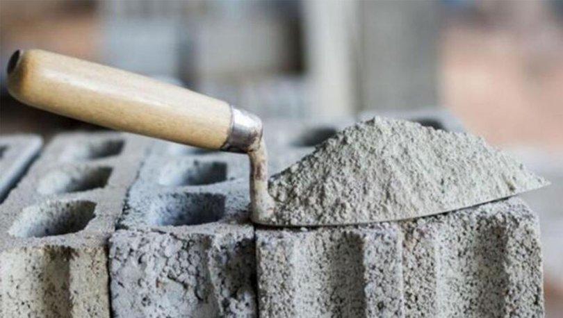 Çimento sektörü