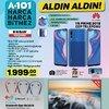 A101 9 Nisan Aktüel ürünler kataloğu 2020!
