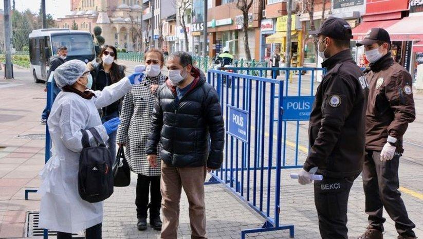 Eskişehir'de bazı caddeler kapatıldı