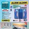 A101 9 Nisan indirimli ürünler satışa çıktı