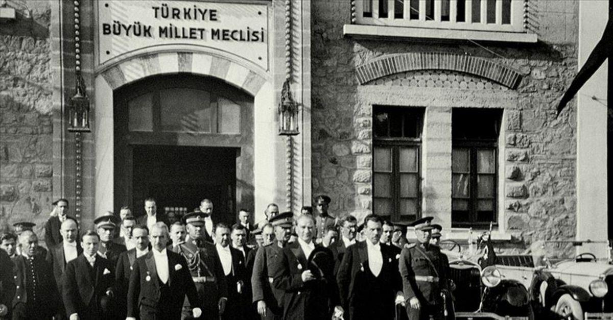 Türkiye Büyük Millet Meclisi (TBMM) ne zaman açıldı? İşte TBMM'nin kısa tarihçesi | Gündem Haberleri