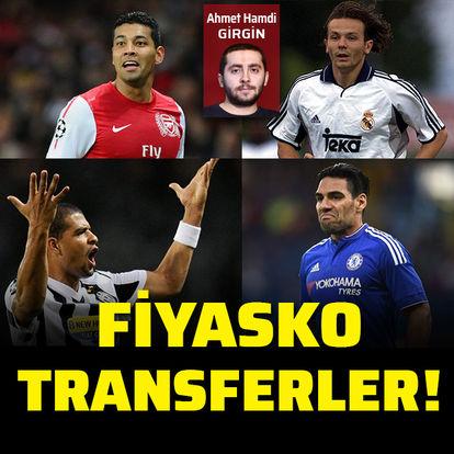 En kötü transferler