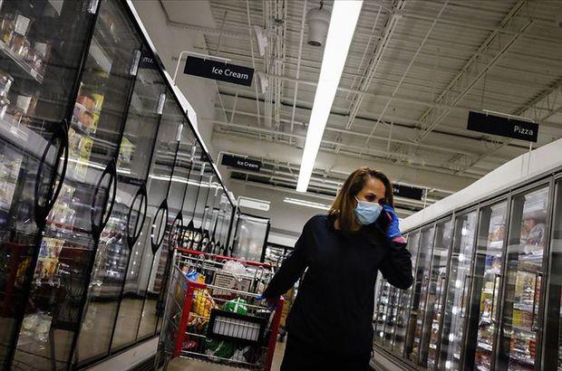 ABD'de enflasyon martta beklentinin üzerinde düştü