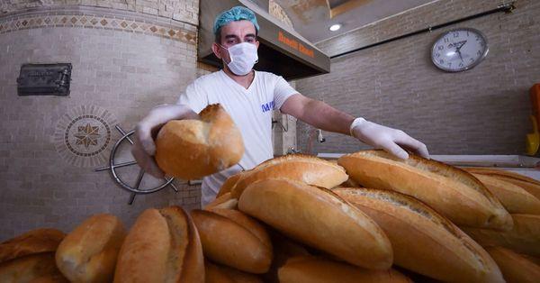 Fırıncılardan ekmek açıklaması