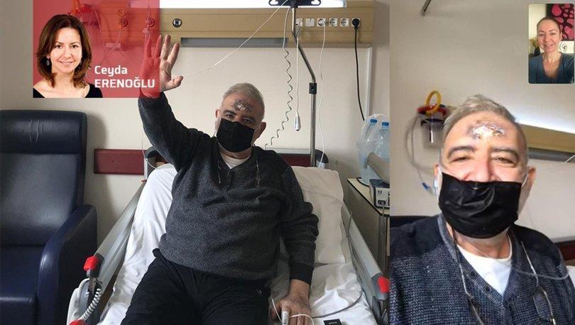 Profesör Salih Emri: Covid-19'a yakalandıktan sonra hastalarımı daha iyi anladım - Haberler