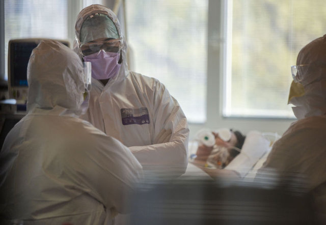 Koronavirüs ölülerden de bulaşıyor! - Haberler