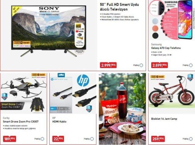 BİM 17 Nisan 2020 Cuma aktüel ürünler kataloğu! İşte indirimli BİM katalog ürünleri