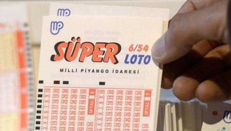 16 Nisan Süper Loto sonuçları 2020 - MPİ Süper Loto çekilişi sonuç sorgula