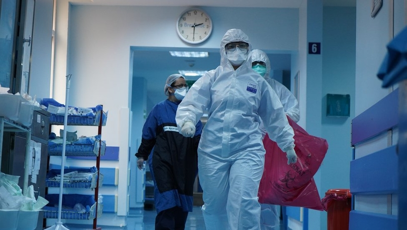 Koronavirüsle savaşın ön cephesinde neler yaşanıyor? Cerrahpaşa'da bir gün