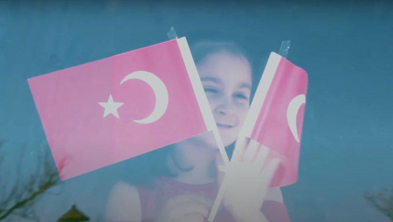 100. Yıl Marşı sözleri! MEB'den 23 Nisan Ulusal Egemenlik ve Çocuk Bayramı
