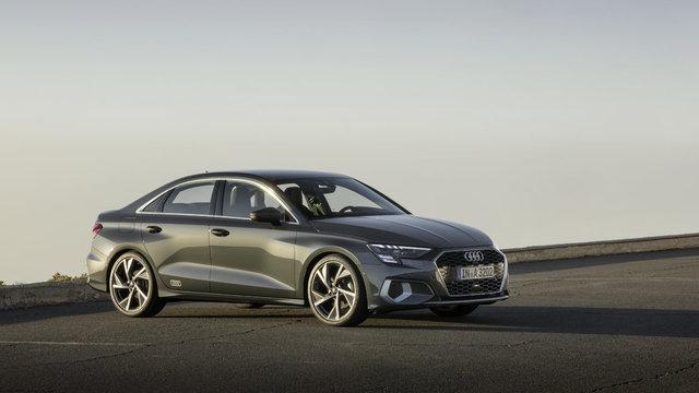 Yeni Audi A3 Sedan tanıtıldı - haberler