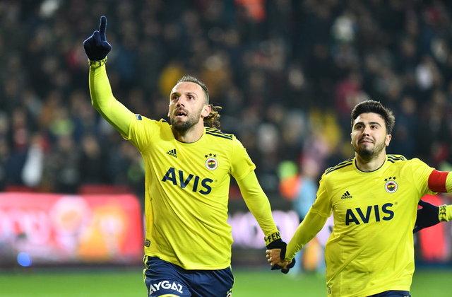 İngiltere'de Vedat Muriç çılgınlığı! Dört gözle bekliyorlar | Fenerbahçe haberleri